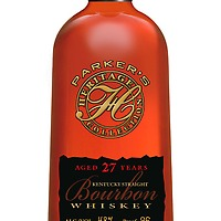 Parker's Heritage Collection, 27 Year-Old Bourbon Whiskey on Wantist
