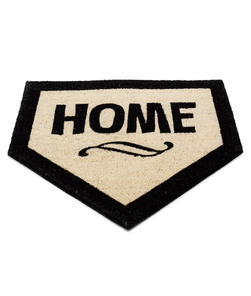 Home Plate Doormat on Wantist