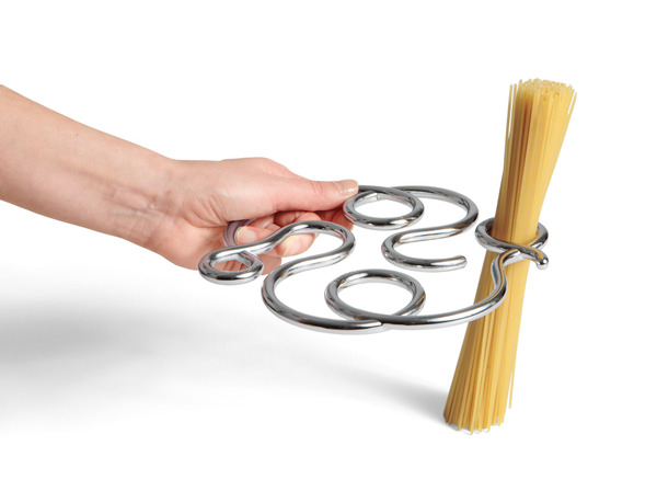 Noooodle Spaghetti Measure and Trivet on Wantist