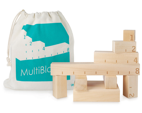 MultiBlocks by Brad Singley with bag