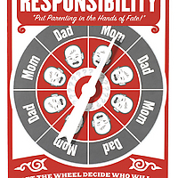 The Wheel of Responsibility for Parents front