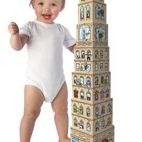 Attack of the 50ft Baby Stacking Blocks on Wantist