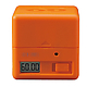 IDEA Cubic Timer Orange back view