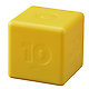 IDEA Cubic Timer Yellow