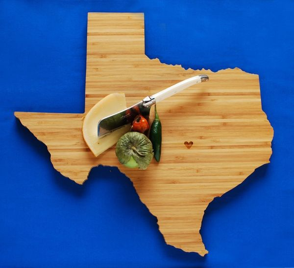 State Shaped Cutting Boards 4