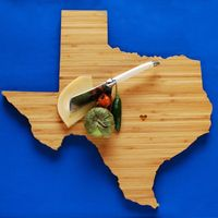 State Shaped Cutting Boards on Wantist