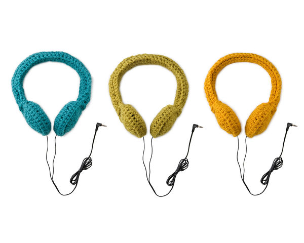CROCHETED HEADPHONES 1