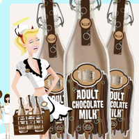 Adult Chocolate Milk 4
