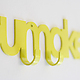 Quote Hook by Blend Design You Make It Happen yellow detail