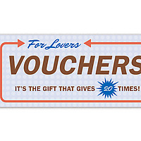 Vouchers for Lovers cover