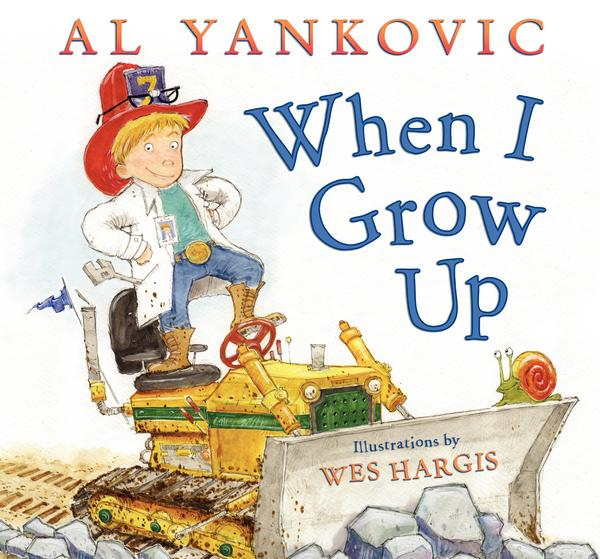 When I Grow Up by Weird Al book cover