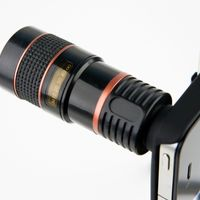 The iPhone Telephoto Lens 4