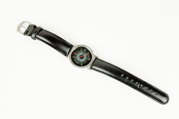 The F-Stop Watch on Wantist