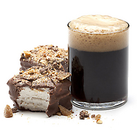 Beer & Pretzel Marshmallows by Truffle Truffle