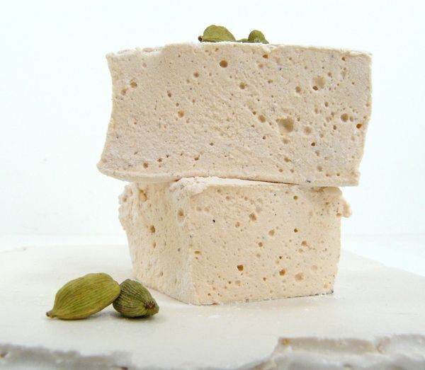 Grand Marnier Cardamom Marshmallows by The Groovy Baker 1