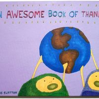 An Awesome Book of Thanks! on Wantist