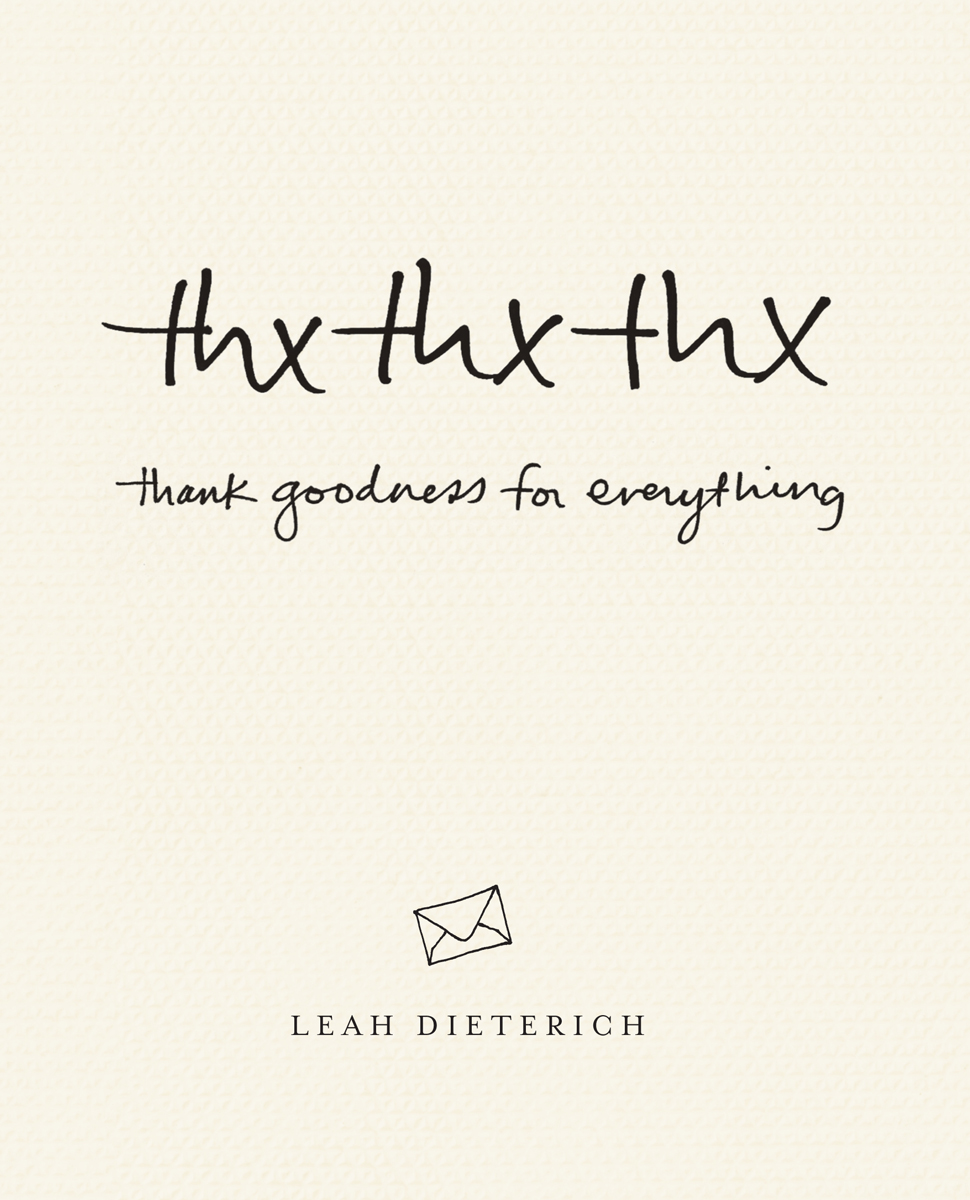 thxthxthx_Thank_Goodness_for_Everything