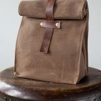 No. 215 Lunch Tote by Artifact Bags 2