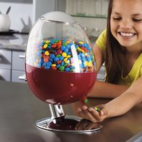 CandyMan Motion-Activated Candy Dispenser on Wantist