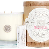 Magnolia Soy Candle by Linnea Lights on Wantist
