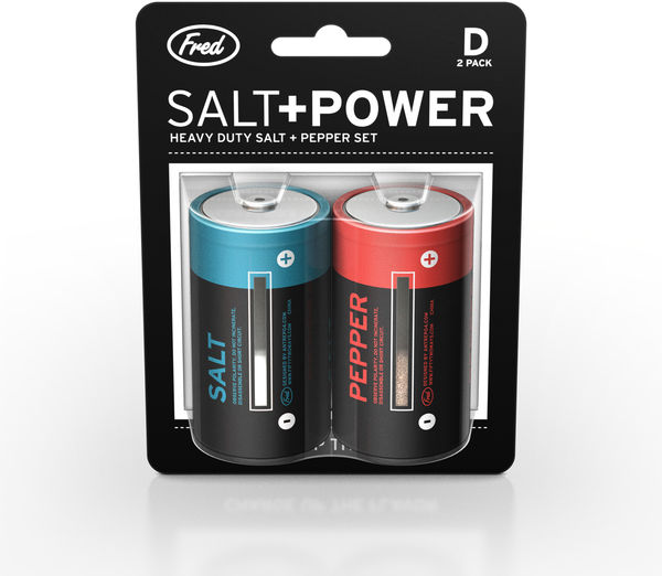 Salt & Power Shakers on Wantist