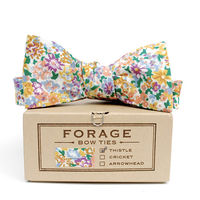 Forage Bow Ties on Wantist