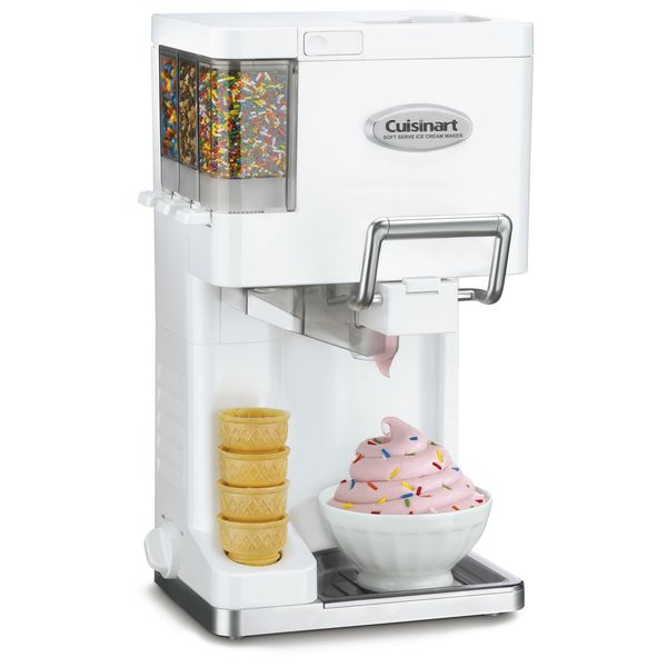 Soft Serve Ice Cream Maker by Cuisinart 1