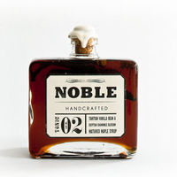 Noble Tonic 02: Tahitian Vanilla Bean &amp;amp; Egyptian Chomomile Blossom Matured Maple Syrup 1