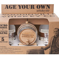 Age Your Own Whiskey Kit on Wantist