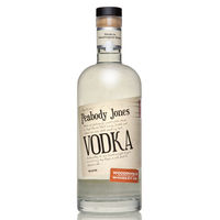 Peabody Jones Vodka 2