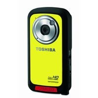 Camileo BW10 Waterproof HD Video Camera by Toshiba on Wantist