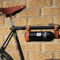 Bicycle Wine Rack on Wantist