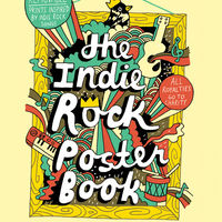 The Indie Rock Poster Book on Wantist