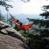 ENO DoubleNest Hammock on Wantist