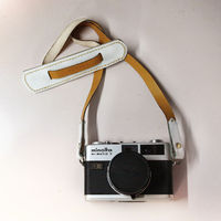 Classic Leather Camera Strap by Wander on Wantist