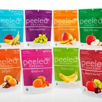 Organic Fruit Pouch Sampler by Peeled Snacks 1