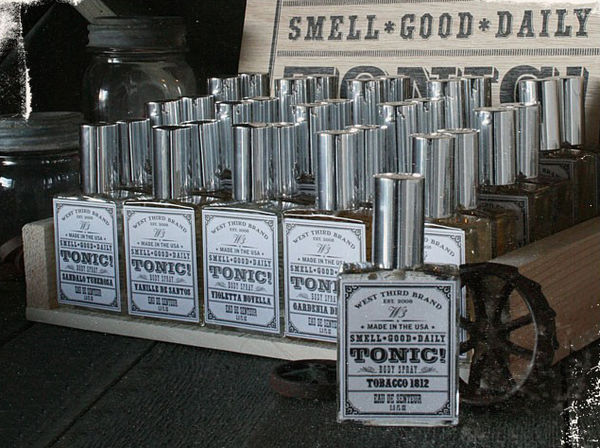 Smell. Good. Daily. TONIC! on Wantist