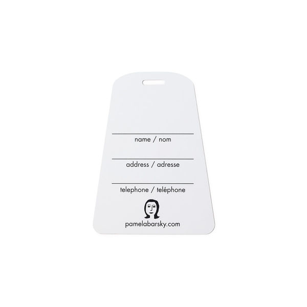 Luggage Tags by Pamela Barsky- Set of 6 on Wantist