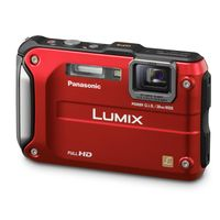 Panasomic Lumix 12.1MP Rugged/Waterproof Digital Camera (DMC-TS3) 1