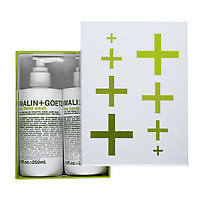 Malin+Goetz Rum and Lime Hand Wash Set