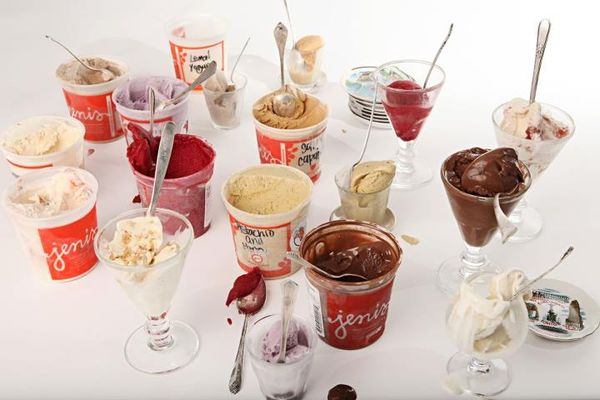 Jeni's Splendid Ice Creams - Set of 9 8