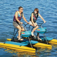 Tandem Hydrocycle on Wantist