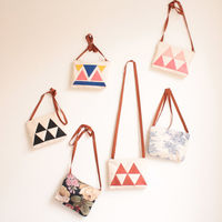 Triangles Bag by ulalá  on Wantist
