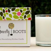 Summer Lawn Candle by Snooty Roots on Wantist