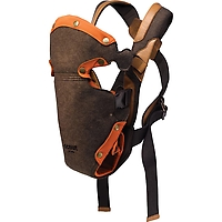 Olive Felt Scout Walkabout Baby Carrier front view
