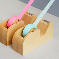Wooden Tape Holder on Wantist