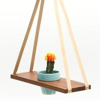 A-Frame Plant Hanger by Poketo on Wantist