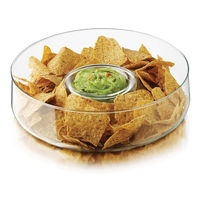 Glass Chips and Dip Bowl on Wantist