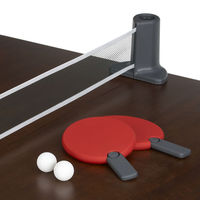 Dining Table Ping Pong Set on Wantist
