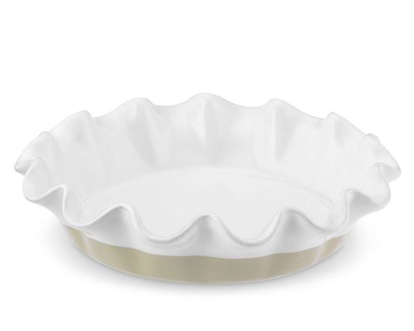 Emile Henry Artisan Ruffled Pie Dish on Wantist